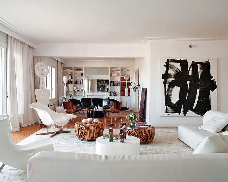 La Chaise Von Ray Eames, VITRA, Felt Chair Von Marc Newsom, CAPPELLINI,