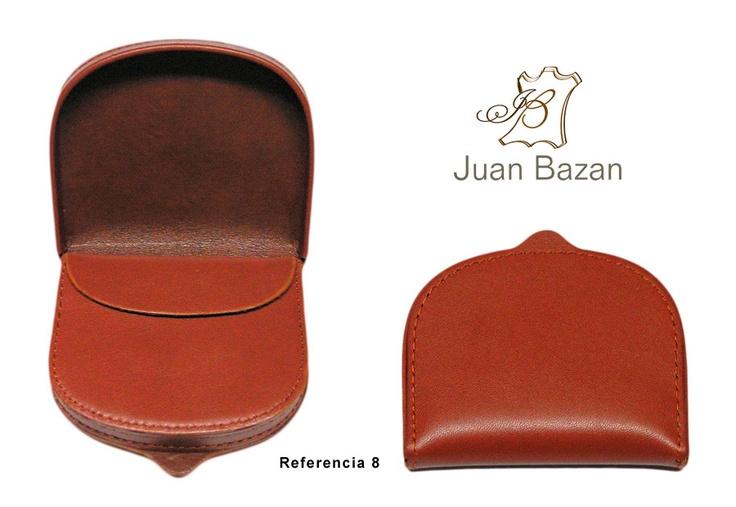 Monederos Clásicos | Juan Bazan Articulos de Piel #marroquineria