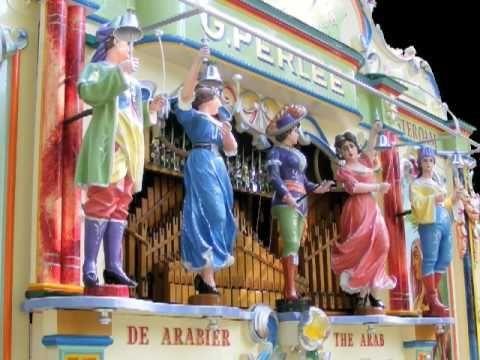 Sinterklaas liedjes - Draaiorgel de Arabier