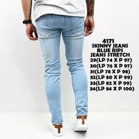 Celana Jeans Sobek 04 Limited