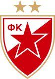 1945, Red Star Belgrade, Belgrade Serbia #RedStar (L453)