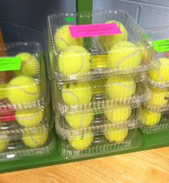 Tip of the Week: Used Tennis Balls…At Your Service | ASPCA Professional