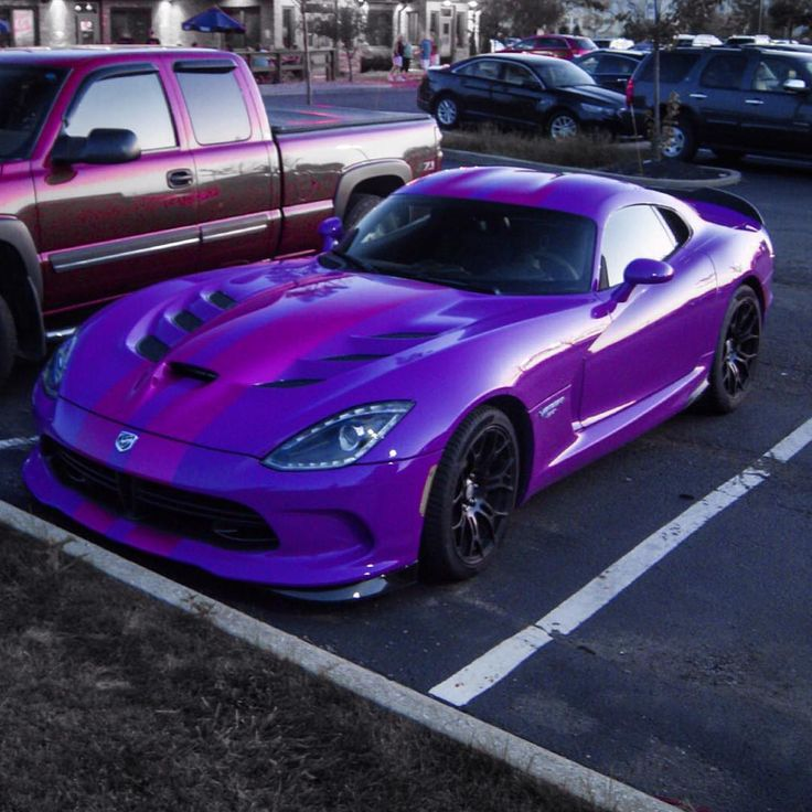 Barbie Dodge Viper