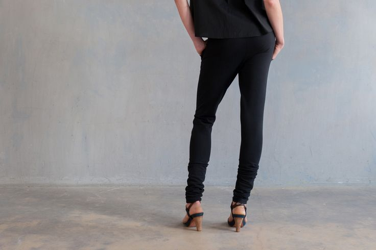 monique van heist legging black sweat
