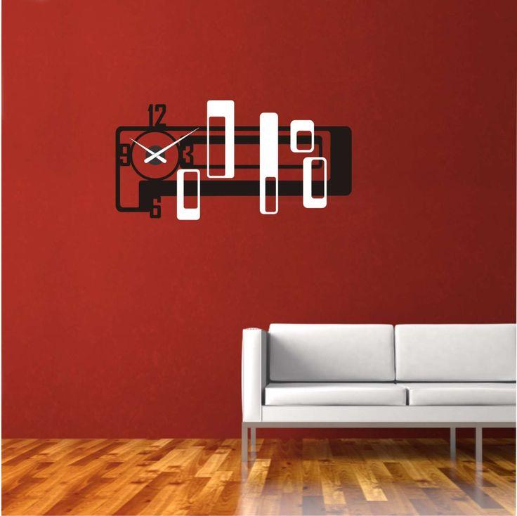 relojes decorativos de pared - Buscar con Google