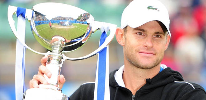 !Andy Roddick ends a 16-month title drought in Eastbourne. On to Wimbledon...