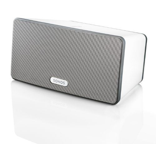 SONOS - PLAY:3 Wireless Speaker for Streaming Music (Small) - White. FREE Super Saver Shipping.