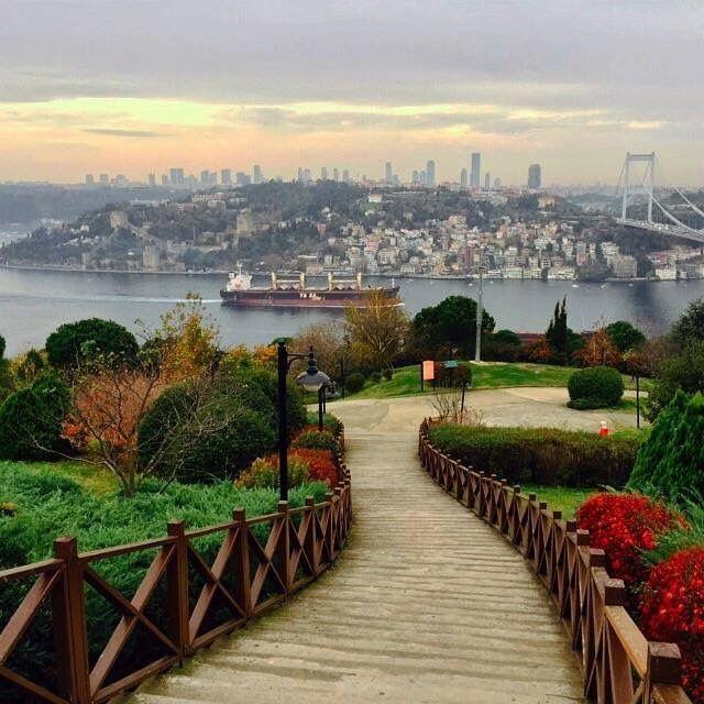fatih-sultan-mehmet-brücke, istanbul