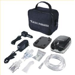 Drive/MedQuip Airial Voyager Portable Compressor Nebulizer System