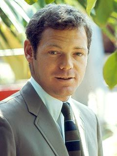Actor James MacArthur was born today 12-8 in 1937 - his adoptive mom was the great actress Helen Hayes. Most recognize MacArthur for his role as 'Danno' on TVs Hawaii Five-0. He passed in 2010.