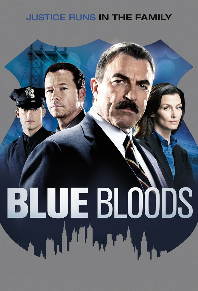 Blue Bloods, 2011-Ongoing // There should be more shows like this one.
