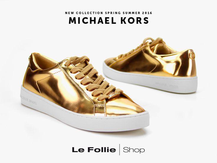 #Michael #Kors - #Sneaker