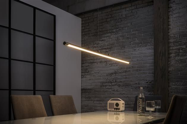 Hanglamp Straight Led incl. Afstandbediening