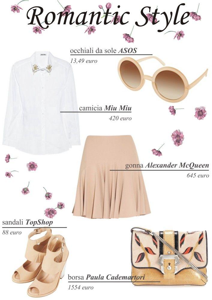 #13 || SS || ROMANTIC STYLE ‹ Blogging Fashion