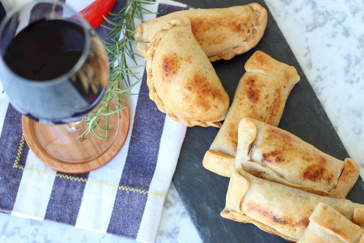 Como fazer Empanadas Chilenas | Cozinho, logo Existo
