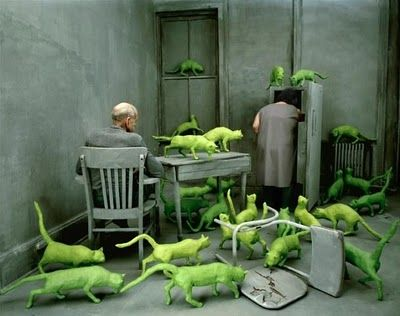 arte_facto [hereges perversões]: Sandy Skoglund