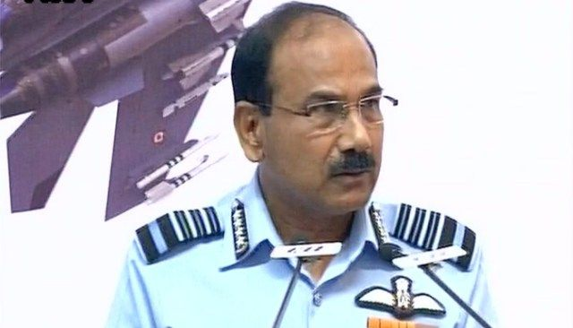 PoJK would have been ours had we opted for military solution: IAF Chief