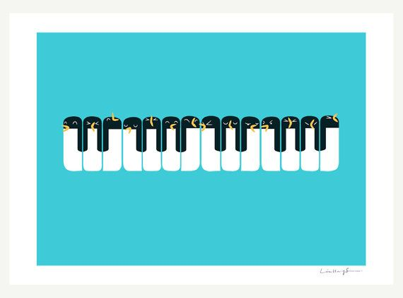 The Choir of Antarctica - Happy drawings :)