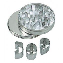 ♡Nic Bakcijfers♡  De cijfers 0 tot 9 om koekjes mee te bakken. Leuk voor verjaardagen of om de getallen te leren. ~Nic~