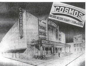 Fue inaugurado en 1948, dos años después de lo planeado, ya que un incendio retrasó su construcción. El complejo fue famoso por sus matinés y otros atractivos que lo convirtieron en uno de los cines más emblemáticos de la época, además de contar con una localización envidiable, al estar en la confluencia de la calzada México-Tacuba y Circuito Interior.