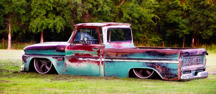 faux-tina paint jobs - Page 12 - The 1947 - Present Chevrolet & GMC Truck Message Board Network