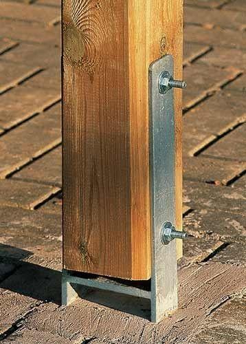Timber Carport | Timber Lean to Carport: