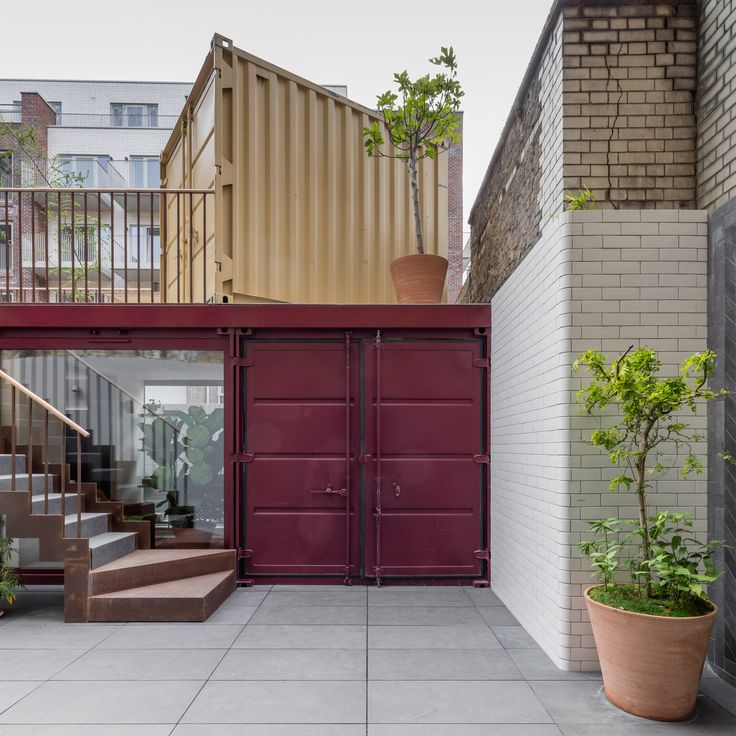 Best 20+ Used Shipping Containers Ideas On Pinterest