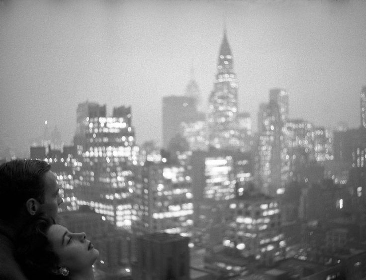 """tamburina: """" Eve Arnold, New York City, 1956 """" """"""""The more you see the less you know The less you find out as you go I knew much more then than I do now Neon heart, day-glow eyes The city lit by..."""