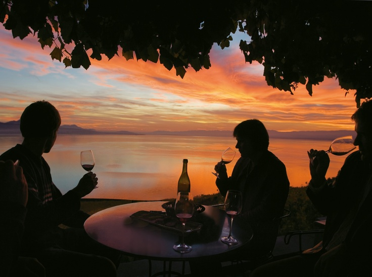 Wine tasting in Montreux Riviera