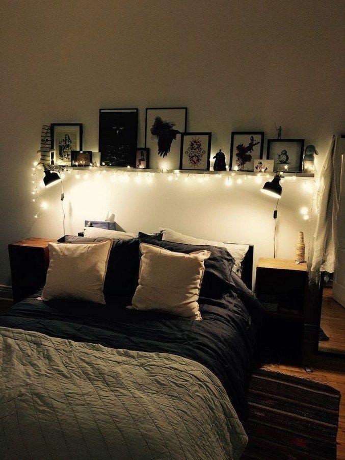50 einfache und wundervolle Wandleuchten-Ideen für Jugendliche 63 • Homedesignss.com
