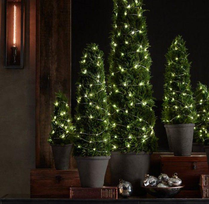 Restoration Hardware Starry String Lights Instructions: 1515 Best Images About Kerstmis En Wintergevoel On