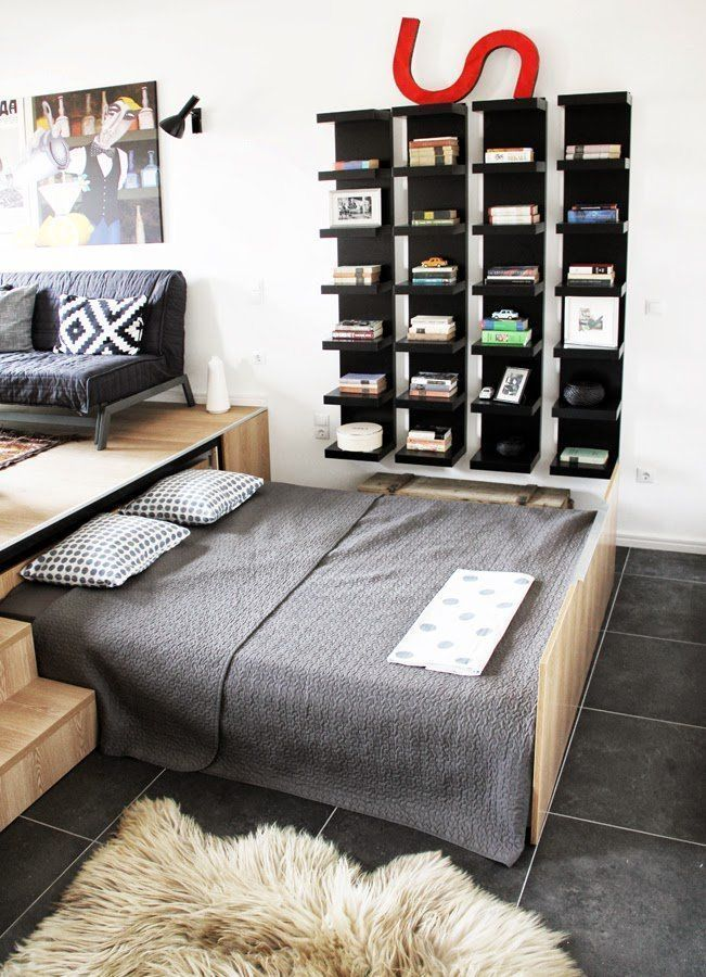 Hidden Rooms 30 in 2020 Space saving furniture, Small