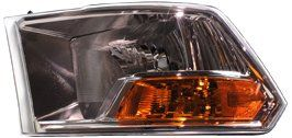 TYC 20902800 Dodge Ram Driver Side Headlight Assembly * You can find out more details at the affiliate link of the image.