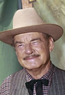 Ray Teal from Grand Rapids, MI. Sheriff Roy Coffee on the television series 'Bonanza'