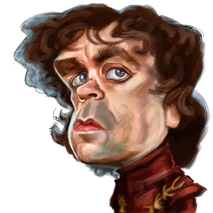 Tyrion w.i.p. by ErolArt.deviantart.com on @DeviantArt