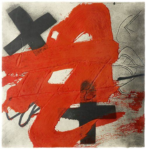 Antoni Tàpies i Puig, 1st Marquess of Tàpies was a Catalan painter, sculptor and art theorist, who became one of the most famous European artists of his generation.