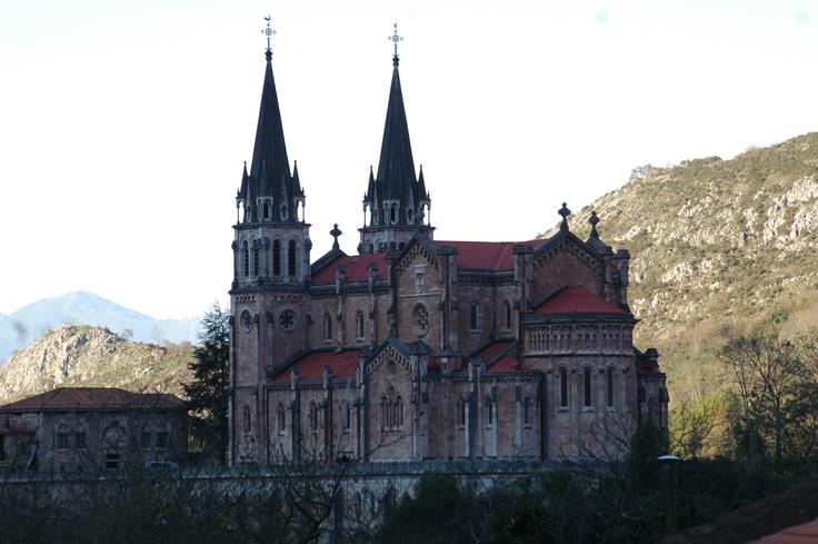 Asturias, Covadonga, Picos de Europa