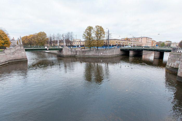 Семимостье - Пикалов Мост