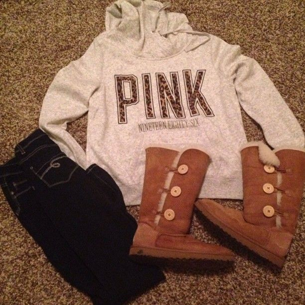 """I call this """"lazy day outfit."""""""