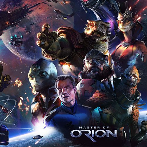 Master of Orion: Revenge of Antares (WG Labs) (RUS|ENG|MULTi11) [RePack] by R.G. Catalyst