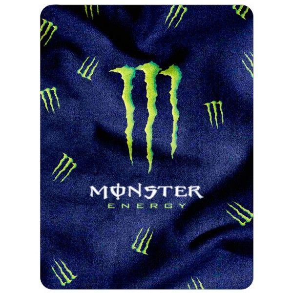 """Monster Energy New Blanket 58"""" x 80""""  (Large) code 1101"""