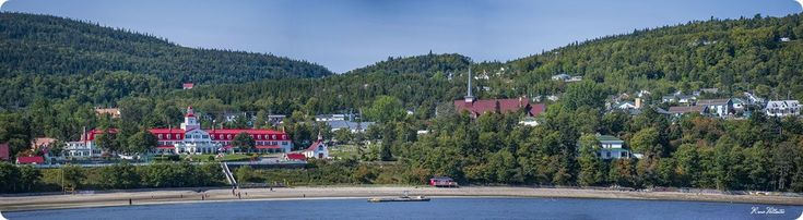 Tadoussac, Quebec, The Village