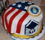 Edible Cake Images Air Force : 25 best images about retirement on Pinterest Edible cake ...