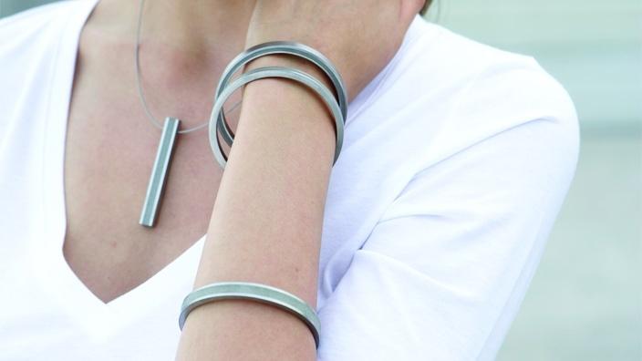 Concrete Bracelet: Bracelets Oh, Accessories Jewelry, Birthday, Concrete Jewelry, Konzuk Concrete, Concrete Rings, Concrete Pendants, Concrete Necklaces, Concrete Bracelets