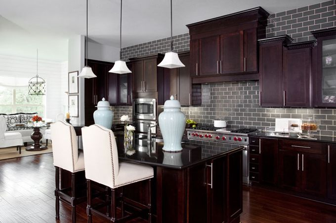 Incredible kitchen. What a great place to gather with friends and family...open concept encourages togetherness.