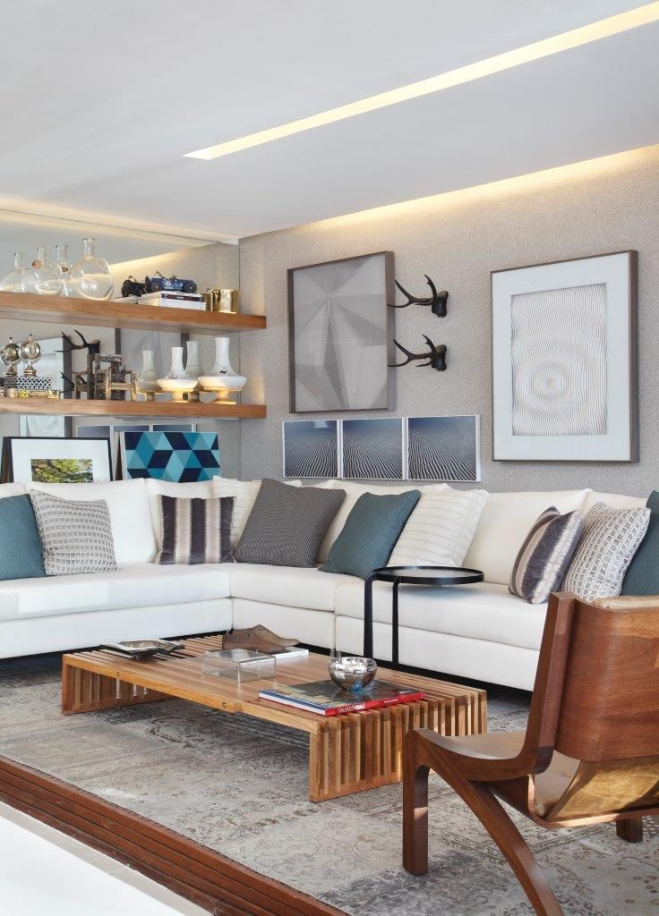 Ambiente projetado pela arquiteta TATIANA LOPES na MUUI - foto 1