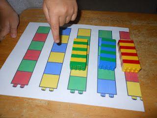 Lego Math Patterns