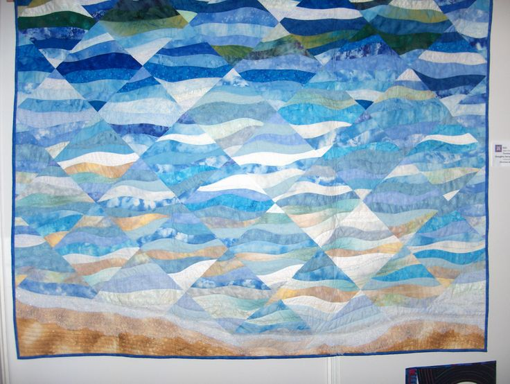 Quilting Patterns Beach Theme : 95 Best images about quilts i like on Pinterest Pentecost, Quilt and Table runners