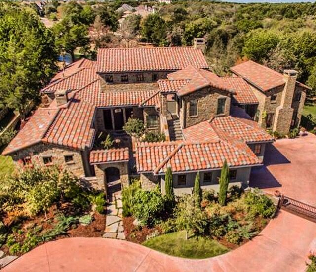 Unique Home With Skylights And Central Courtyard: Plan 36522TX: 4 Bed Tuscan Masterpiece With Courtyard