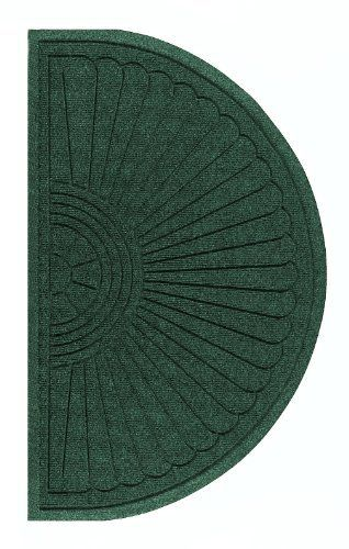 Andersen 272 Evergreen Polypropylene WaterHog Grand Classic Mat, Half Oval, 1.8' Length x 3' Width, For Indoor/Outdoor by Andersen. $26.47. If you are looking for all of the performance features and exceptional beauty of the WaterHog Grand Premier - but would prefer them in a 24 ounce option, WaterHog Grand Classic is the perfect choice. It offers the same durable fabric border as well as 3 configurations to give you the ultimate in beauty and performance. Pre...